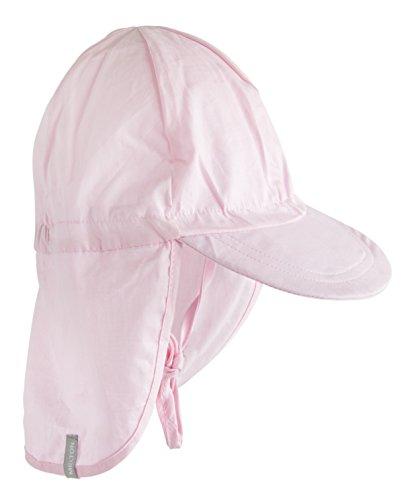 504 Hombre Melton mit Sommerhut Baby Gorro Rosa pink Krempe uni UV 30 xFPA0qFRZ