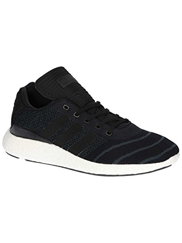 Adidas Skateboarding Bb8375 Busenitz Pure Boost Pk Black EU 43 1/3