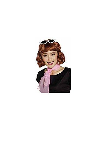 [6570300/54 (Auburn) Costume Flip Wig] (Sandy Wig)