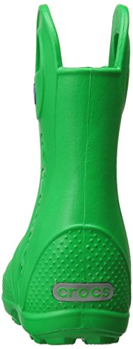 Crocs Kids' Handle It Boot,grass Green,8 M Us Toddler