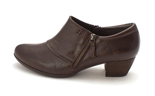 Boots Seibel Toe Taupe Josef Womens Fashion Almond Nappa Ankle T1RWnqnf0w