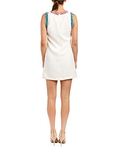 Donne Spostamento S Vestito Piegano Bianco Il Beulah rxSPr