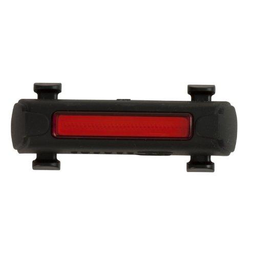 Serfas Thunder Blast Rear Bicycle Tail Light (Black)