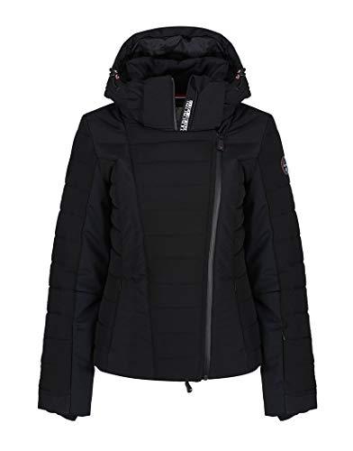 Black Womens Ski Napapijri Jacket Cocoe wqzvCY