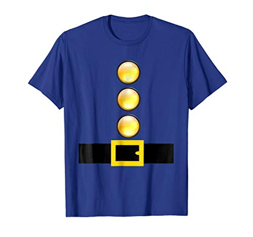 Dwarf Costume T-Shirt - Funny Halloween Group Gift
