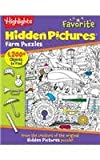 Highlights Hidden Pictures Favorite Farm Puzzles, Highlights for Children Editorial Staff, 1620917718