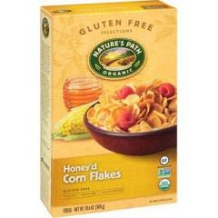 Nature's Path - Honey'D Corn Flakes Cereal (12-10.6 oz boxes) - Honey'D Corn Flakes Cereal