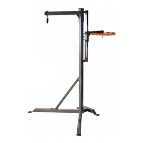 Invincible Fight Gear Invincible Professional Heavy Bag Stand with Adjustable Speed Bag Platform