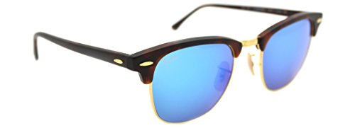 Ray-ban Authentic Clubmaster RB 3016 1145 17 Sand Havana   grey ... 591d00a20161
