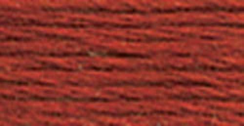 DMC Six Strand Embroidery Cotton 100 Gram Cone: Terra Cotta Dark