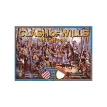 Clash of Wills Shiloh 1862 Board Game