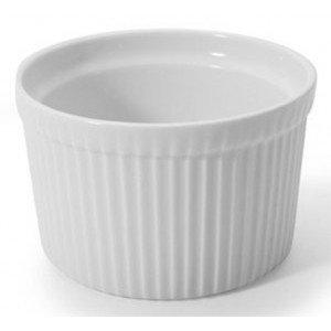 BIA Cordon Bleu White Porcelain 16 ounce Souffle Dish by BIA Cordon Bleu