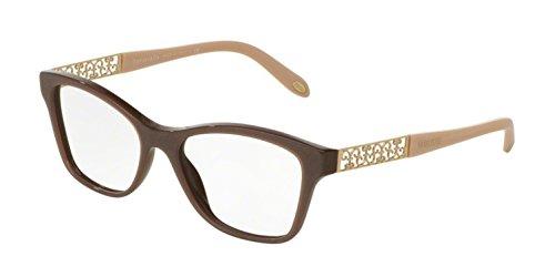 Tiffany & CO Eyeglasses Tiffany TF 2130F 8210 PEARL BROWN