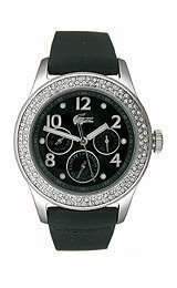 Lacoste Advantage Multifunction Silicone - Black Women's watch #2000690