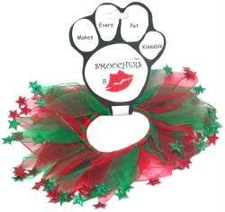 Mirage Pet Products Christmas Stars Smoocher, X-Large