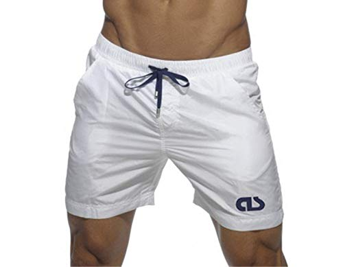 394fe65396ad SALENT Men s Swim Trunks Quick Dry Bathing Suit Beach Shorts Boardshorts  with Pockets (L Waist