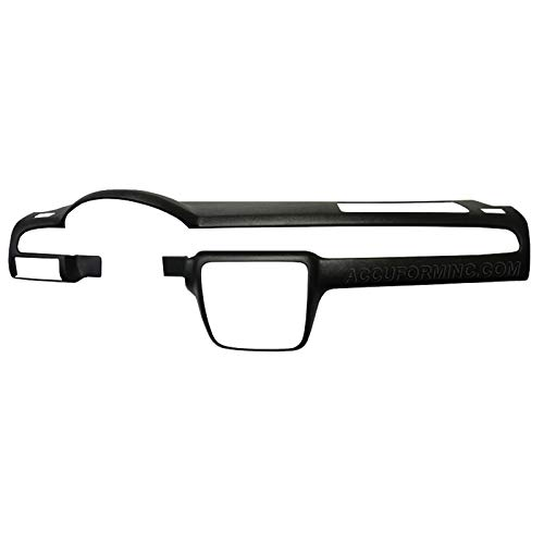 FITS 2007-12 TAHOE/SUBURBAN/YUKON/CHEVY/GMC PICKUPS WITH 1 GLOVE BOX WITH A LID PLASTIC DASH CAP OVERLAY