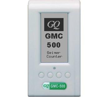 GQ GMC-500 Nuclear Radiation Detector