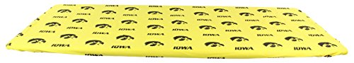 College Covers Iowa Hawkeyes Table Cover, 6'/72 by 30'' by College Covers (Image #1)