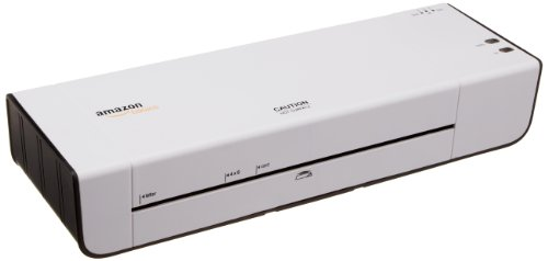 - AmazonBasics Thermal Laminator Machine