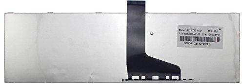 New Black US keyboard fit Toshiba NSK-TT4SU 01 0KN0-ZW2US23