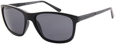 SojoS Unisex TR90 Shatterproof Square Polarized Lens Sunglasses for Men and Women