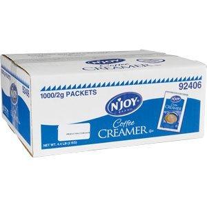 NJoy Non Dairy Creamer Coffee 1000 ct