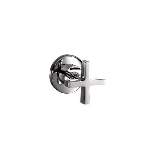 Axor Citterio Collection (Axor 39967001 Citterio Volume Control Trim with Cross Handle in Chrome)