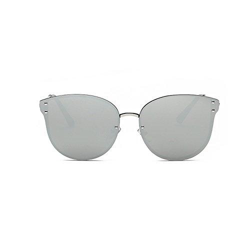 Moda De De De Gafas De De Sol Película Modelos Gafas Salvaje Silver Transfronteriza Sol Uso Orange De Sol Gafas Mujeres La De De Explosión Color wOqWaXRAZ7