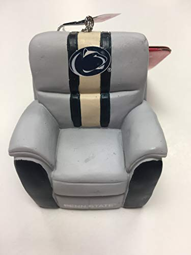 FC Officially Licensed NCAA Team Reclining Chair Ornament Penn State Nittany Lions