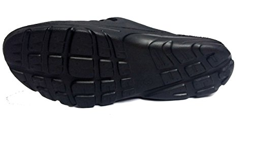 Scarpone Da Doccia E Sandalo Da Piscina - Scivolo Su Giallo