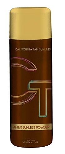 California Tan After Sunless Powder, 2 Ounce