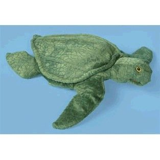 Leatherback Sea Turtle Puppet by Sunny