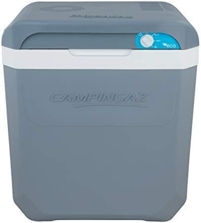 Campingaz Termoeléctrica Powerbox Plus Nevera, Unisex, Azul, 24 l + M20 Acumulador Frio, Unisex, Azul, 17 x 3 x 20 cm