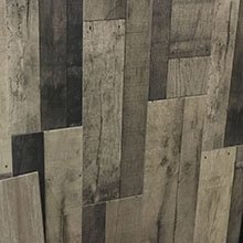 "Antigua Ash BarnWood 8""x 24"" Wood Plank-Wood Look Tile-Blue/Brown"