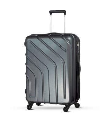 Carlton Stellar Spinner Case - Maleta (80 cm), color gris