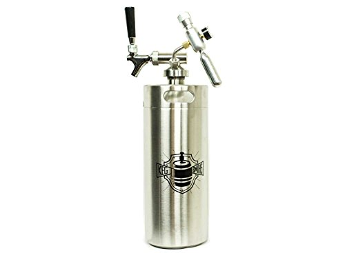 Keg Smiths Portable Regulated Stainless product image