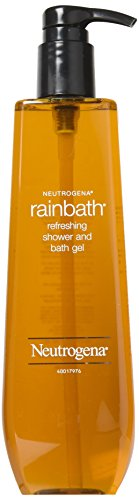 3 Pack Wholesale Lot Neutrogena Rain Bath Refreshing Shower and Bath Gel, 40oz