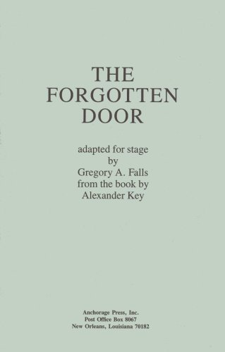 an analysis of the book of the forgotten door Overview: abby walked through the black door at the end of the golden spiral ( book 2 of the hourglass door trilogy) the decision to walk through the door meant that she had to leave dante, abby's one true love, behind however, it is the only one that can help her save her family and stop the river of.