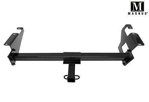 - APS Assembly Class 3 Trailer Hitch 2 Inches Receiver Tube Custom Fit 2008-2019 Dodge Grand Caravan Town&Country