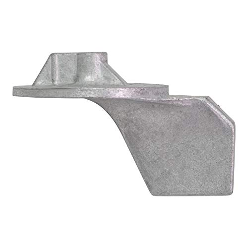 Quicksilver 822777Q1 Aluminum Trim Tab Anode - Mercury or Mariner Outboards and MerCruiser Stern Drives Using High Rake Propellers (Renewed)