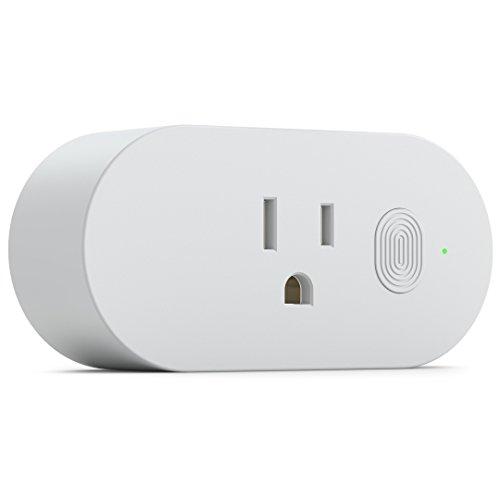 PowerBear Wifi Smart Plug [16A] works with Alexa, Google Home & App $5.99