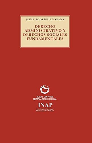 Descargar Libro Derecho Administrativo Y Derechos Sociales Fundamentales Rodriguez-arana Jaime