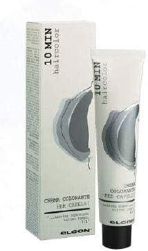 Elgon - 10 minutos para el cabello, color crema colorante, 5 ...