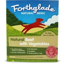 Forthglade Natures Menu Beef & Vegetables (18 x 395g)