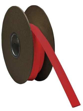Raychem Shrink Tubing - Shrink Tubing, 0.25in ID, Red, 25ft