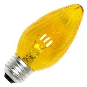 - Philips 168419-25F15/A/LL F15 Decor Flame Tip Light Bulb