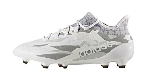 Adidas X 16.1 Fg Cleats Heren Voetbal Wit / Wit / Zwart
