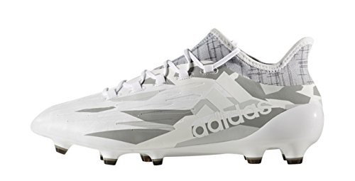 adidas X 16.1 FG Cleat Mens Soccer Gray/White jV9rumoha