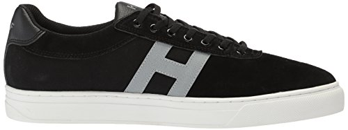 Huf Skate Shoes - Huf Soto Shoes - Black/Grey